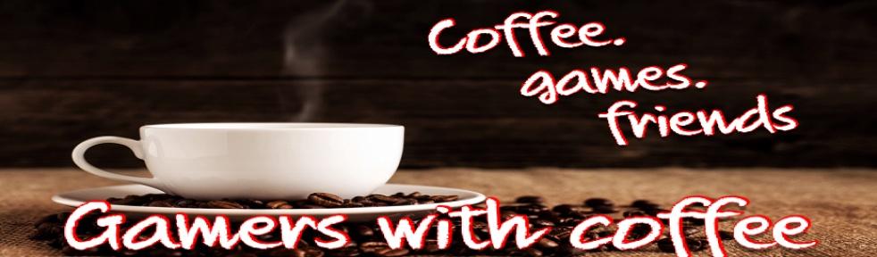Gamers with coffee - imagen de portada