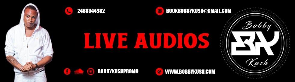 Live Audios & Promotional CDS - immagine di copertina dello show