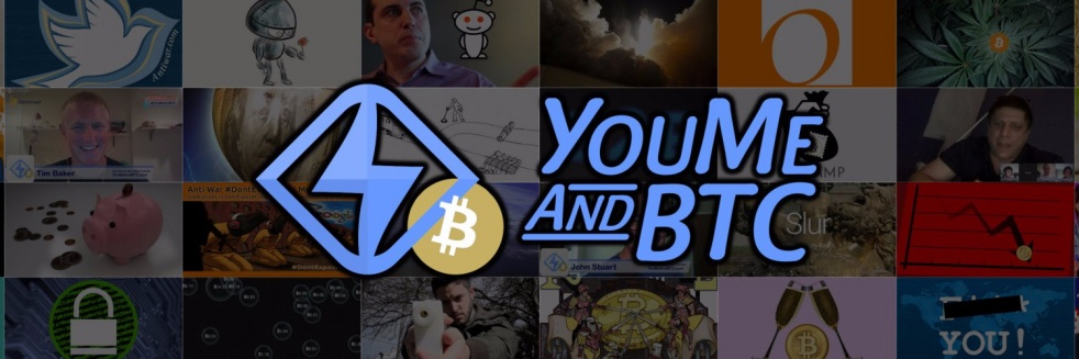 You, Me, and BTC: Liberty & Bitcoin - show cover