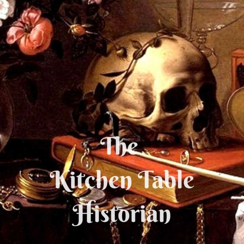 The Kitchen Table Historian - Cover Image