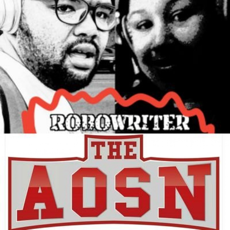 The RoboWriter Podcast - show cover