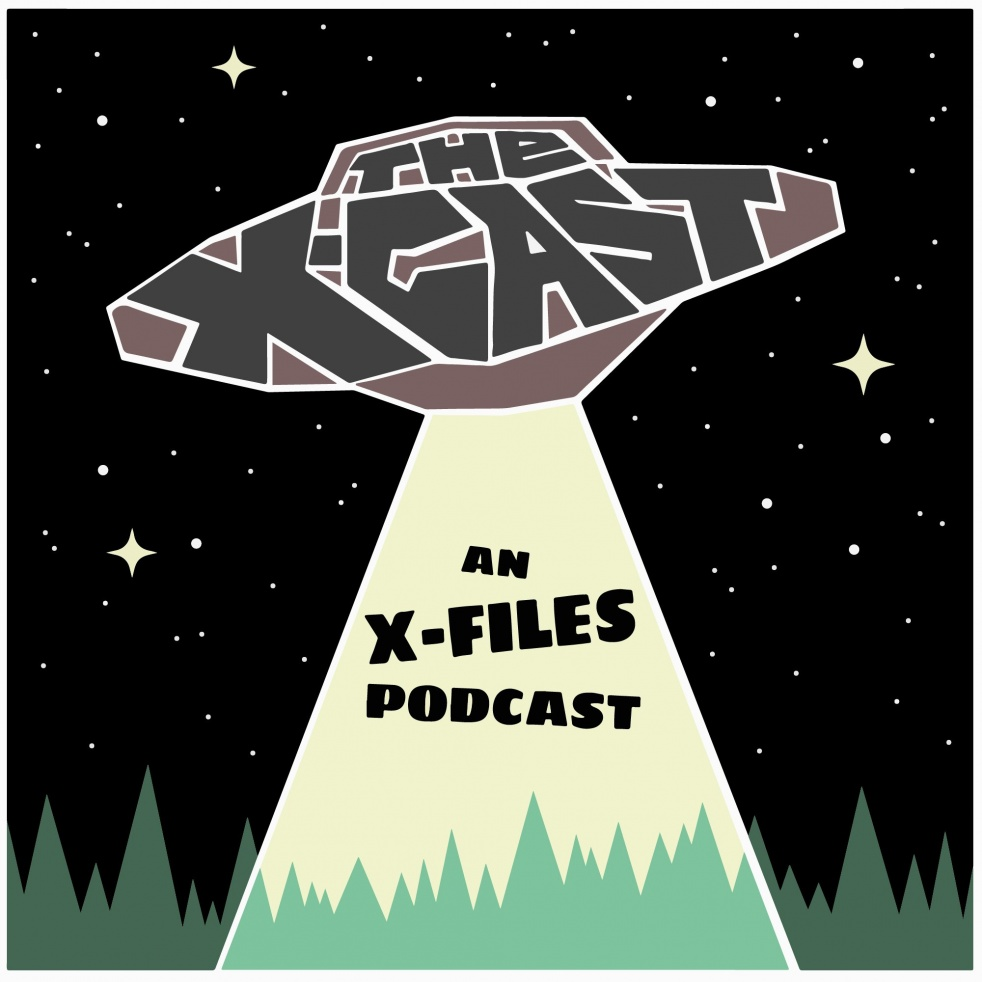 The X-Cast - An X-Files Podcast - imagen de show de portada