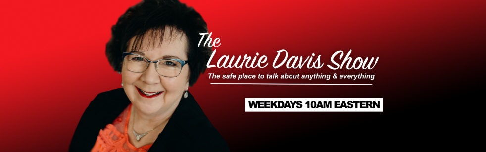 The Laurie Davis Show - Cover Image