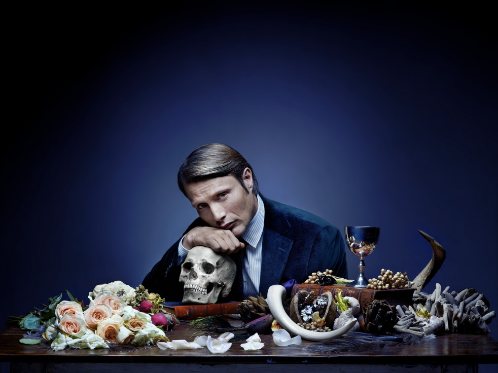 UNspoiled! Hannibal - imagen de show de portada