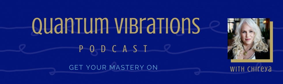 Quantum Vibrations Podcast - show cover