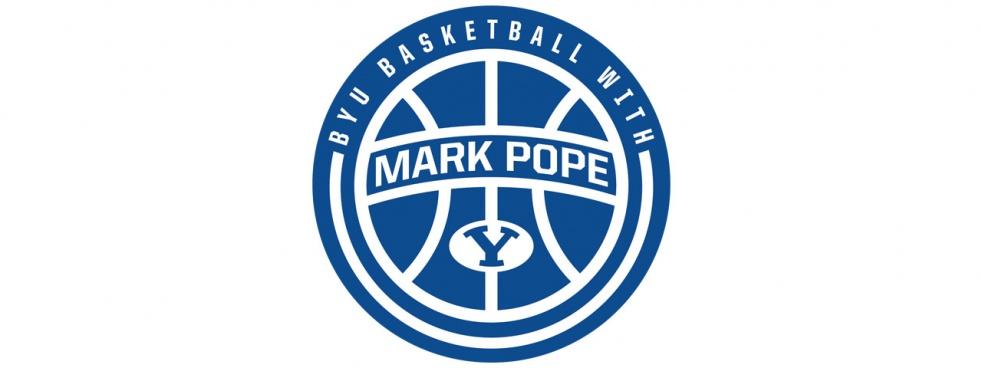 BYU Basketball with Mark Pope - imagen de portada