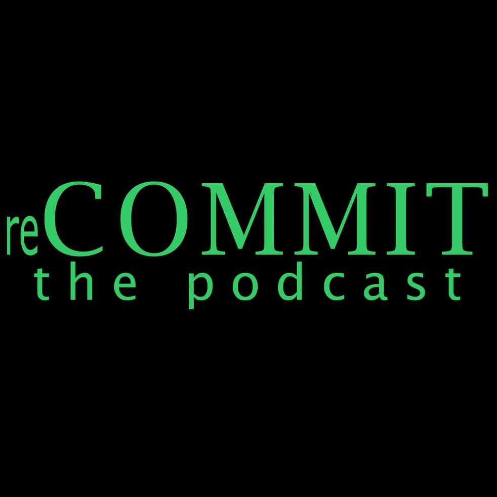 reCOMMIT - the podcast - Cover Image
