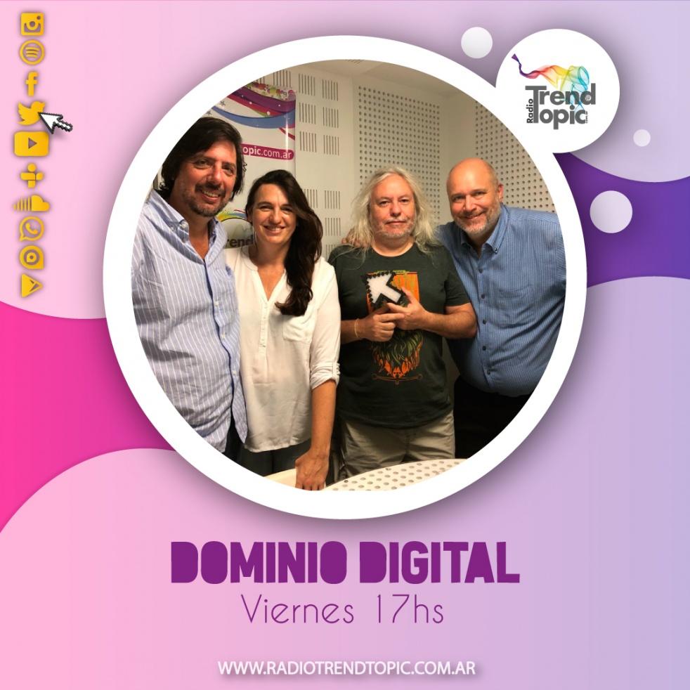 Dominio Digital - Radio Trend Topic - show cover
