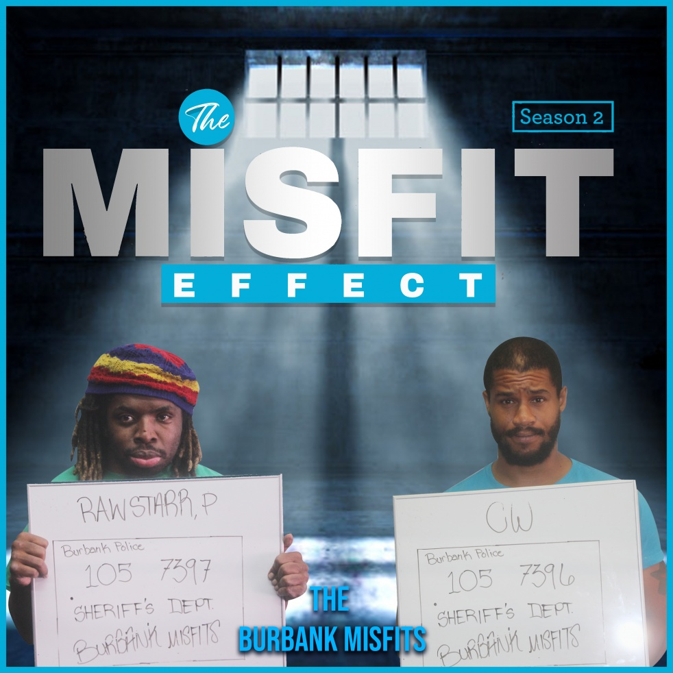 The Misfit Effect - Cover Image