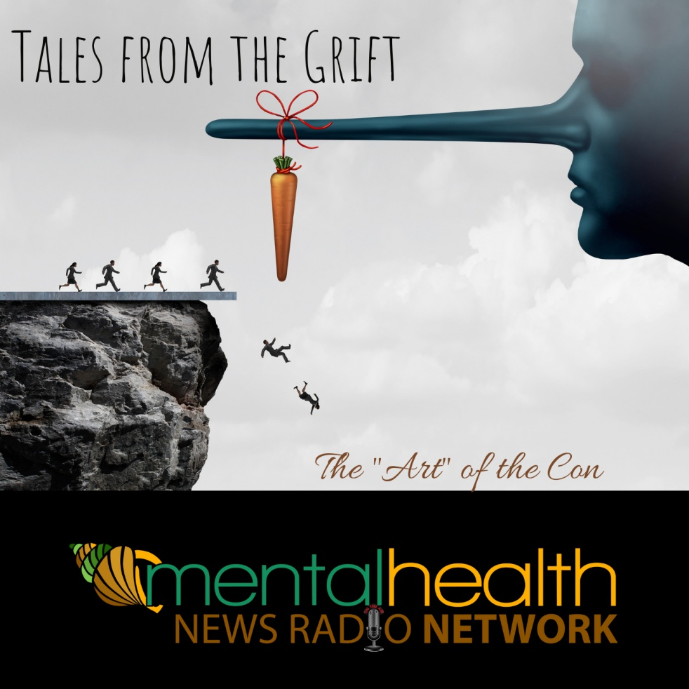 Tales from the Grift - show cover