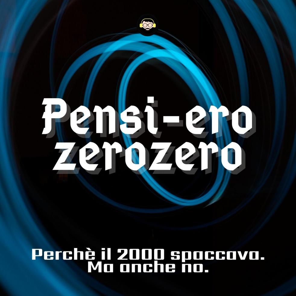 Pensi-ero ZeroZero - Cover Image