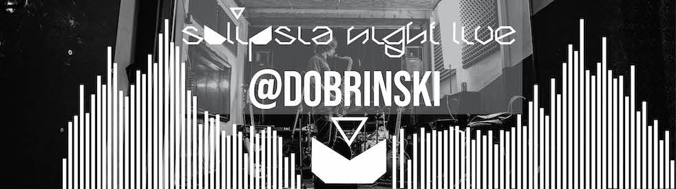 Solipsia Night Live @Dobrinski - show cover