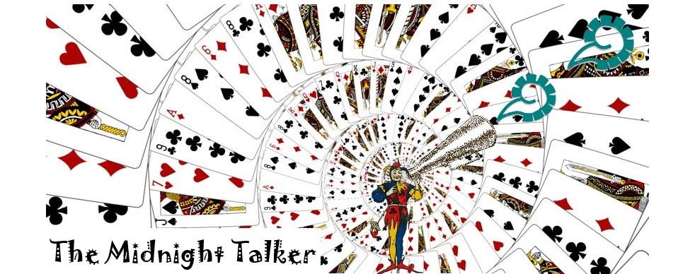 Midnight Talker - imagen de show de portada