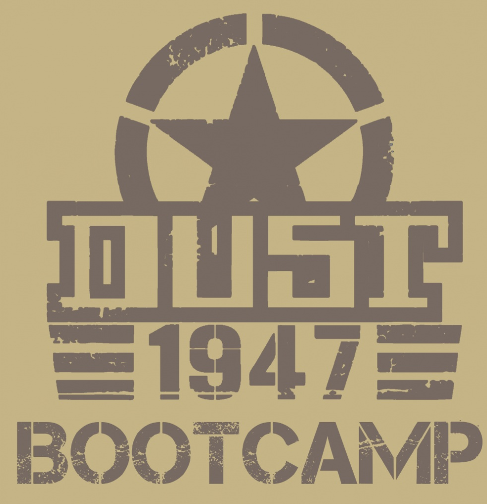 Dust Boot Camp - show cover