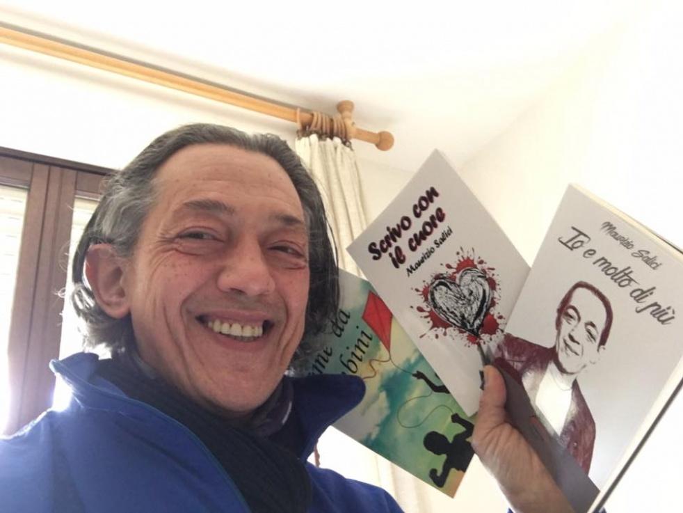 Maurizio Salici - Poeta - immagine di copertina dello show