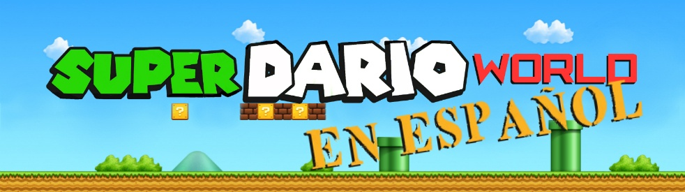 Super Dario World: En Español - Cover Image