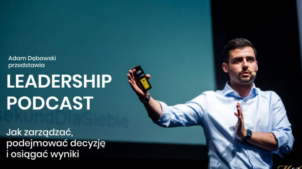Leadership Podcast - Cover Image