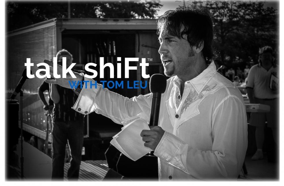 talk shiFt™ with Tom Leu - show cover