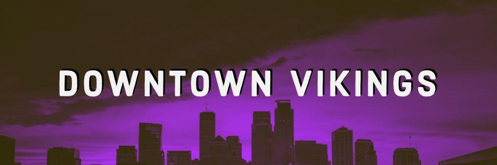 Downtown Vikings Podcast - immagine di copertina dello show