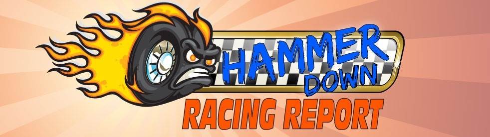Hammer Down Racing Report - show cover