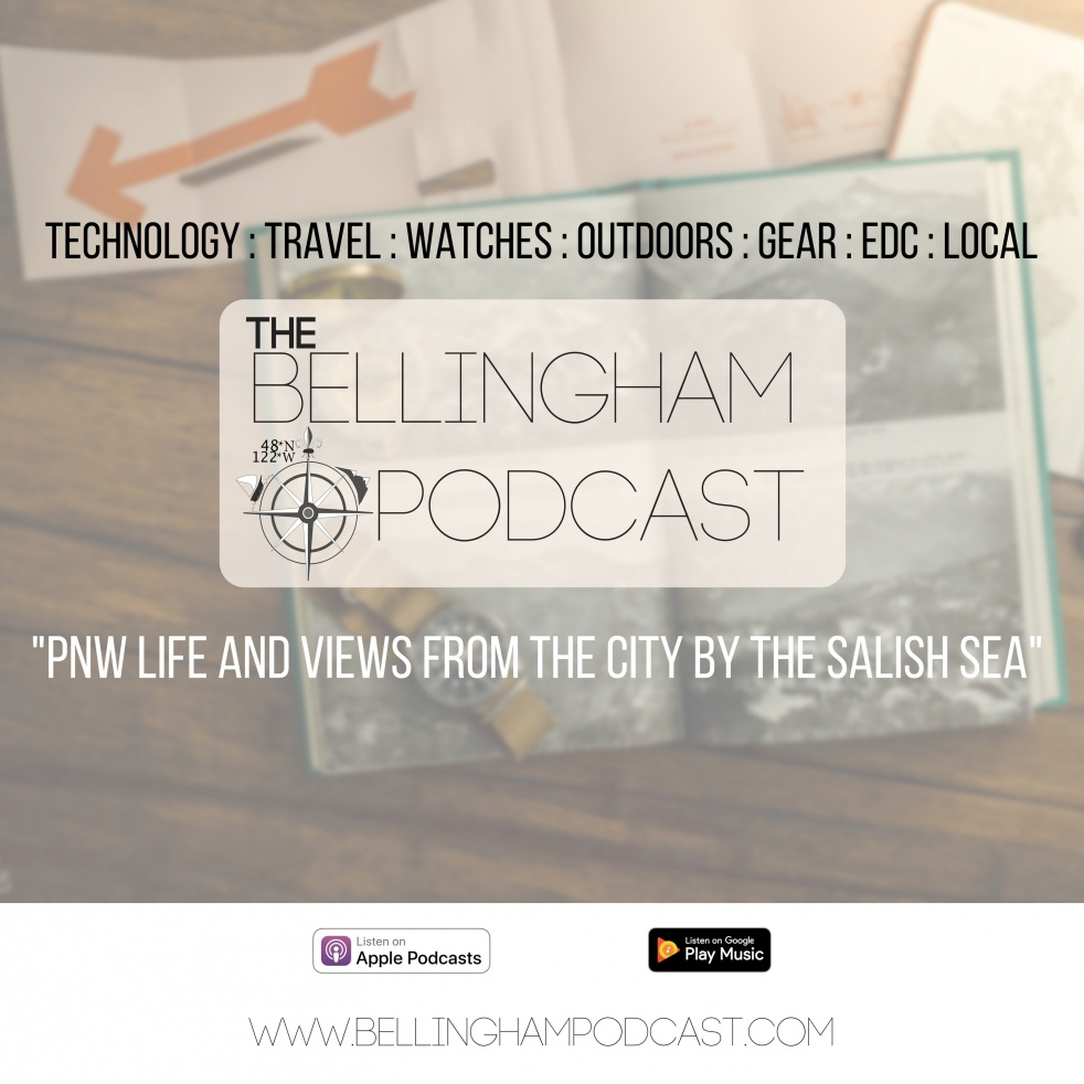 The Bellingham Podcast - show cover