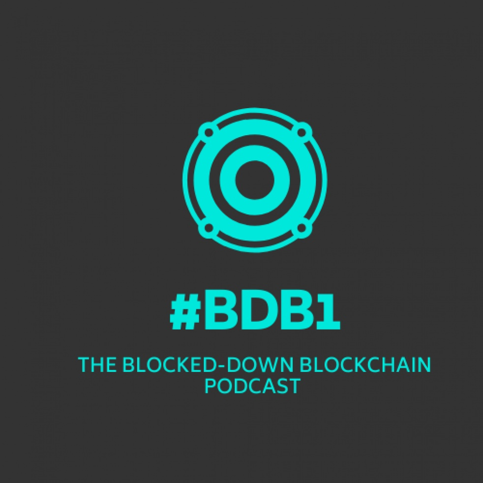 THE BLOCKED-DOWN BLOCKCHAIN POD - #BDB - imagen de portada