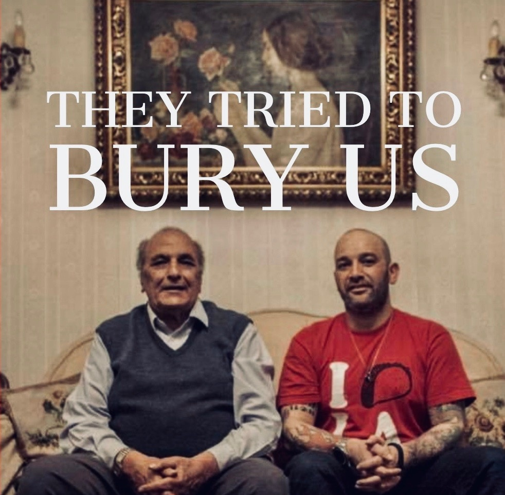 They Tried To Bury Us with Tamer Kattan - show cover