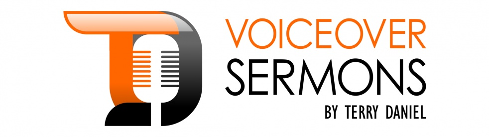 Voiceover Sermons - show cover