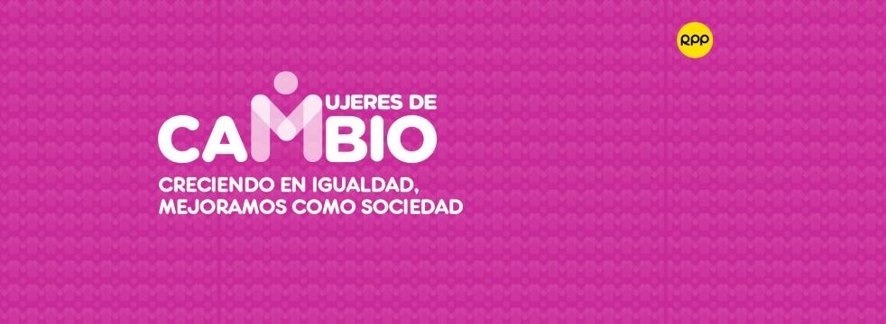 Mujeres de cambio - show cover