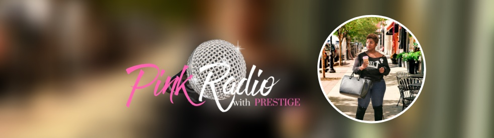 Pink Radio with Prestige - show cover