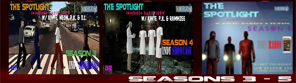 The Spotlight Seasons 3 - 5 - show cover