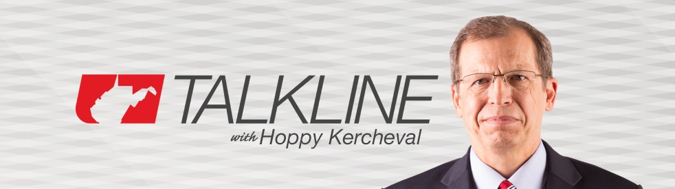 Talkline with Hoppy Kercheval - imagen de show de portada