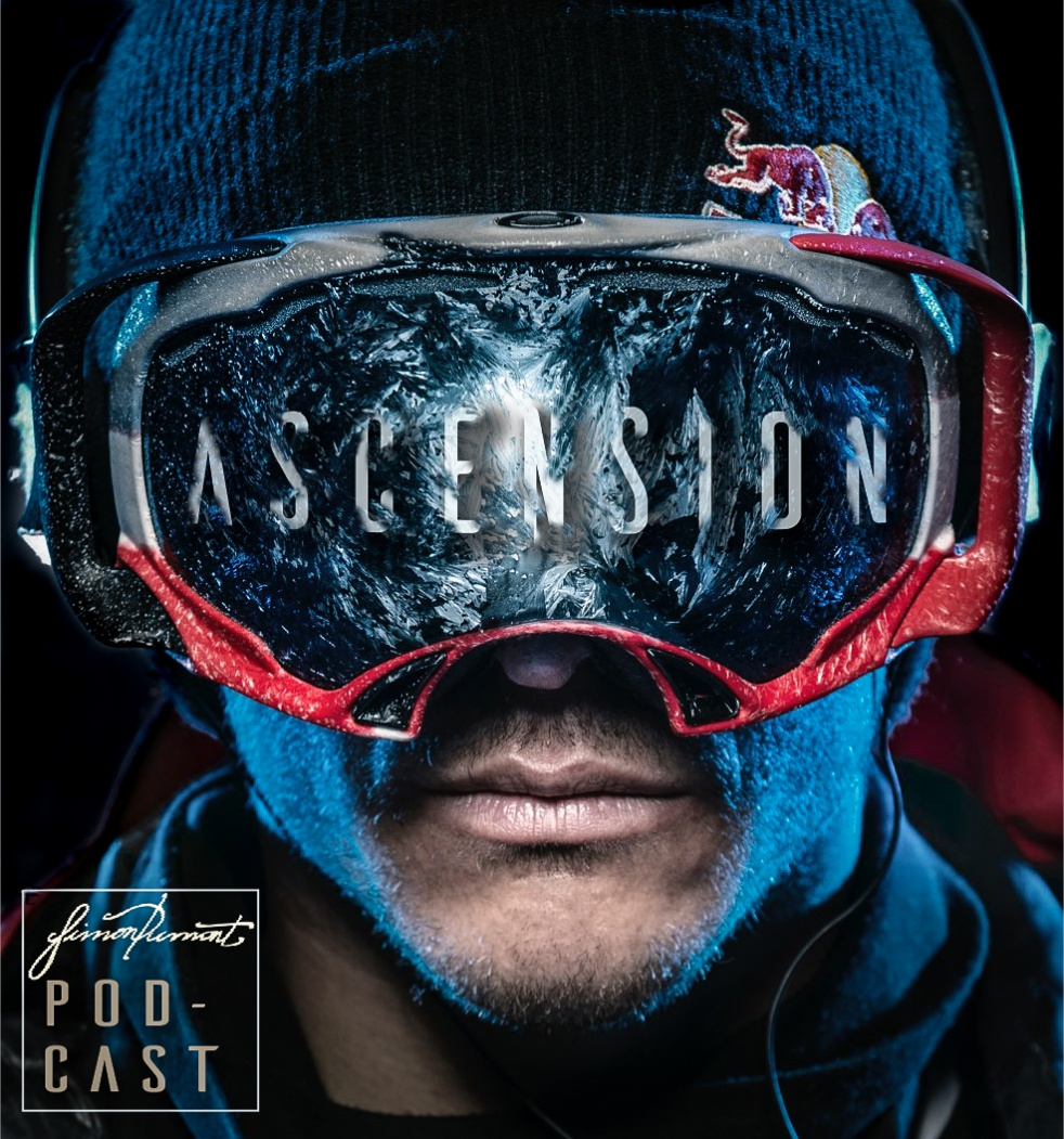Ascension with Simon Dumont - Cover Image