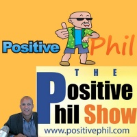 Professional Mentor, Author and Consultant John Drury is On The Positive Phil Podcast