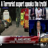Morning moment London Muslim terrorist attack Dr. James Mitchell June 5 2017