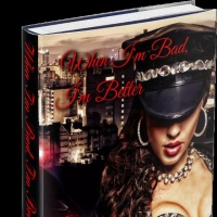 """Author KF Johnson - Discusses her new upcoming book - """"When I'm Bad I'm Better"""""""