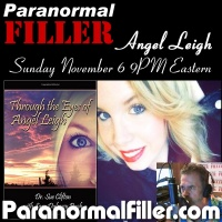 Spiritual Messenger Angel Leigh On Filler