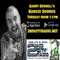Garry Bushell with Rancid Sounds Live
