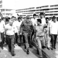 Fidel Castro y su relación con Camagüey