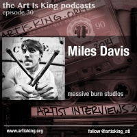 Art Is King podcast 030 - Miles Davis