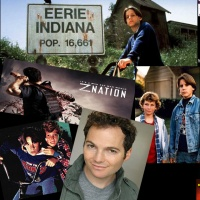 EERIE INDIANA/Justin Shenkarow and GhostMan&Demon Hunter Show