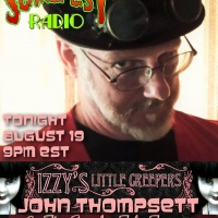 John Thompsett - Izzy's Little Creepers SF9 E37