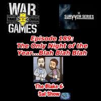 B&S Episode 189: The One Night of the Year Blah Blah Blah