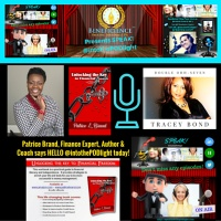 Patrice Brand Financial Expert Author Speaker Today's Guest On SPEAK! @IntoThePODlight