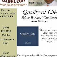 Aging Gracefully Elder Care Series - Quality of Life: Part 1 of 12