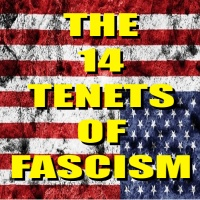 #The14TenetsOfFascism Part 12 - Obsession With Crime And Punishment