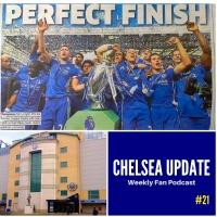 Chelsea Update #21 ( 22/05/17 )