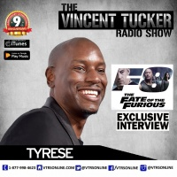 """Tyrese Talks New Film """"Fate of the Furious"""" on the VTRS"""