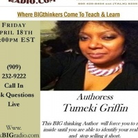 Authoress Tumeki Griffin: Hampton Va - Free Your Mind Fridays
