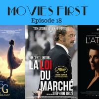 Movies First with Alex First & Chris Coleman - Episode 18 - The BFG, The Measure of a Man, The Wait & Skylight.